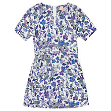 Buy Jigsaw Junior Girls' Rainforest Print Dress Online at johnlewis.com