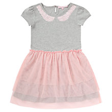 Buy Jigsaw Junior Girls' Sequin Collar Tutu Dress Online at johnlewis.com