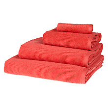 Buy John Lewis Super Soft Rib Towels Online at johnlewis.com