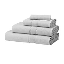 Buy John Lewis Croft Collection Soft Waffle Towels Online at johnlewis.com