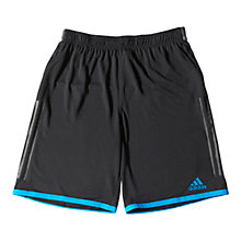 Buy Adidas Uncontrol Climachill Training Shorts, Black Online at johnlewis.com