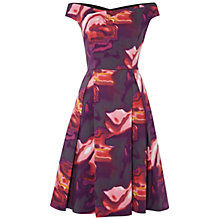 Buy Ariella Bali Off The Shoulder Dress, Multi Online at johnlewis.com