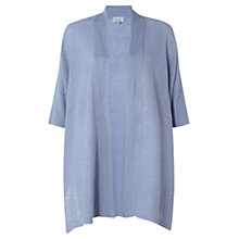 Buy Jigsaw Summer Slub Cardigan Online at johnlewis.com