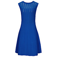 Buy Reiss Sheer Knit Dress Online at johnlewis.com