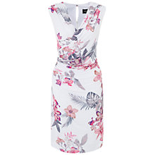 Buy Ariella Irini Jersey Wrap Dress, Multi Online at johnlewis.com