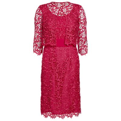 Gina Bacconi Lace Jacket and Dress