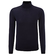 Buy John Smedley Richards Merino Wool Roll Neck Jumper Online at johnlewis.com