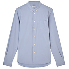 Buy Jigsaw Paper Poplin Long Sleeve Shirt Online at johnlewis.com