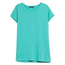Buy Violeta by Mango Essential Cotton T-Shirt Online at johnlewis.com