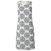 Buy White Stuff Margot Dress, White Online at johnlewis.com