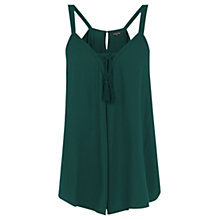 Buy Warehouse Tassle Vest Online at johnlewis.com