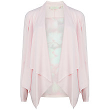 Buy Ted Baker Herinne Rose On Canvas Wrap, Nude Pink Online at johnlewis.com
