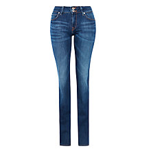 Buy Lee Joliet Slim Boot Jeans, Blue Mountain Online at johnlewis.com