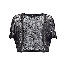 Buy Ariella Vera Sequin And Bead Bolero Online at johnlewis.com