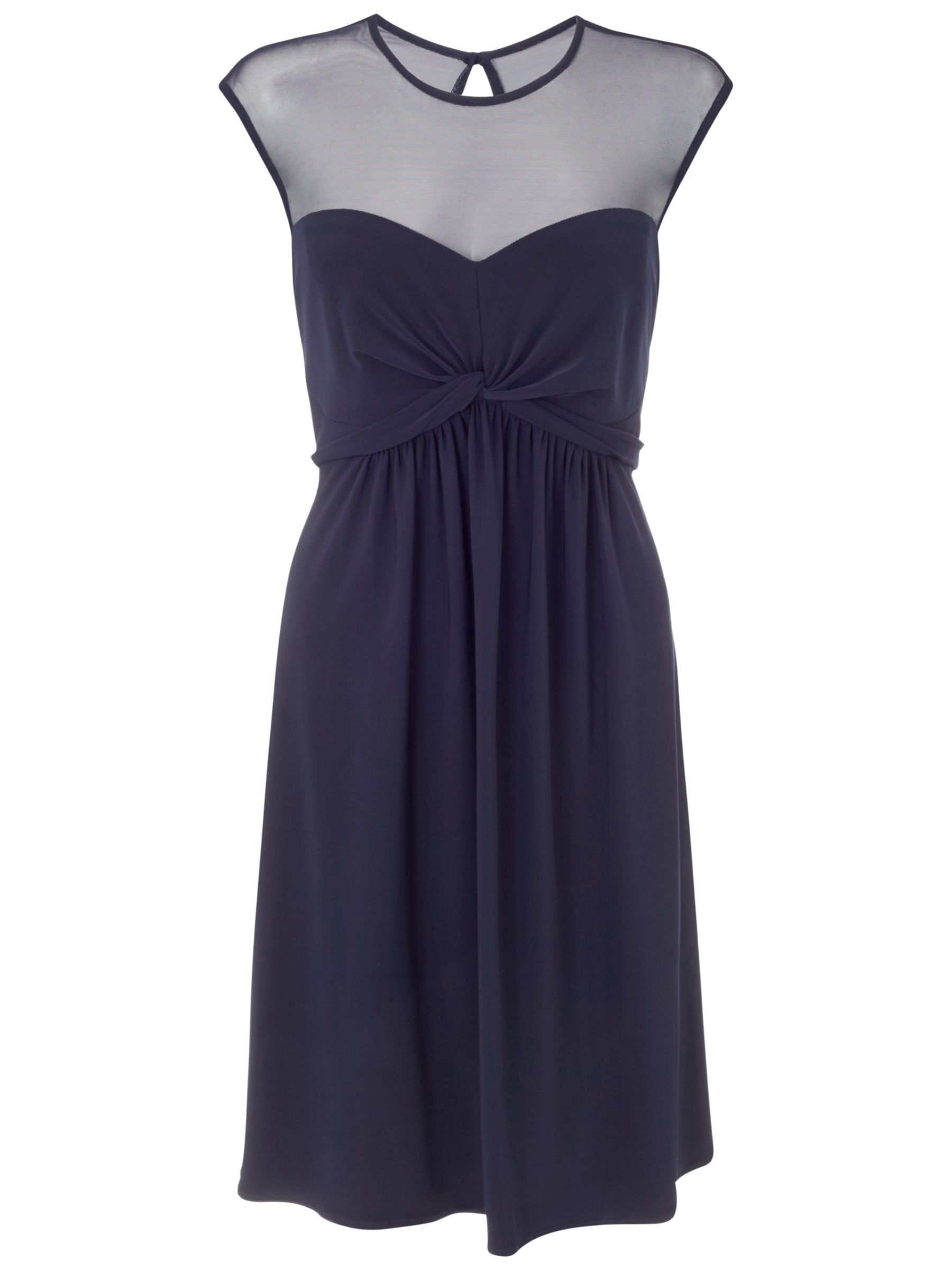 ariella charlie mesh neck dress navy, ariella, charlie, mesh, neck, dress, navy, 8|14|12|10|18|16, women, womens dresses, new in clothing, gifts, wedding, wedding clothing, female guests, 1923345