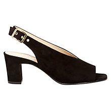 Buy Hobbs Kali Block Heeled Sandals Online at johnlewis.com