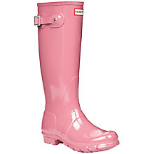 Buy Hunter Original Tall Wellington Boots Online at johnlewis.com