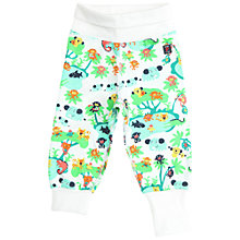Buy Polarn O. Pyret Jungle Trousers, Green Online at johnlewis.com