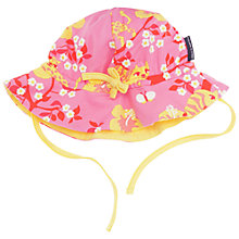 Buy Polarn O. Pyret Baby Flower Hat Online at johnlewis.com