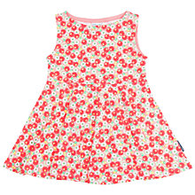 Buy Polarn O. Pyret Baby Meadow Dress, Pink Online at johnlewis.com