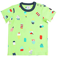 Buy Polarn O. Pyret Baby Lolly T-Shirt Online at johnlewis.com