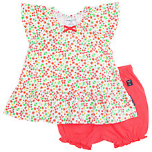 Buy Polarn O. Pyret Floral Dress Set Online at johnlewis.com