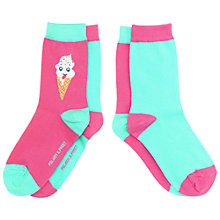 Buy Polarn O. Pyret Children's Lolly Socks, Pack of 2 Online at johnlewis.com