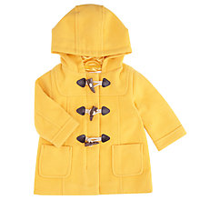 Buy John Lewis Baby's Duffle Coat Online at johnlewis.com