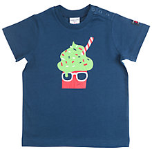 Buy Polarn O. Pyret Baby Ice Cream T-Shirt Online at johnlewis.com