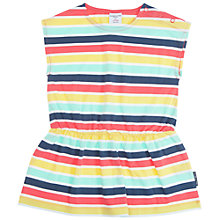 Buy Polarn O. Pyret Baby Summer Stripe Dress, Multi Online at johnlewis.com