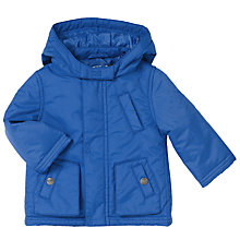 Buy John Lewis Baby's Showerproof 3-in-1 Coat, Blue Online at johnlewis.com