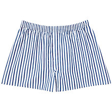 Buy Thomas Pink Wirksworth Stripe Boxer Shorts Online at johnlewis.com