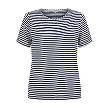 Buy Hobbs Orla T-shirt Online at johnlewis.com