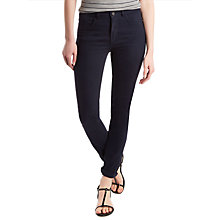 Buy Jaeger High Rise Skinny Jeans, Indigo Online at johnlewis.com
