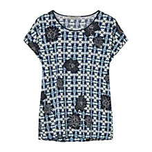 Buy Gerard Darel Auckland T-Shirt, Blue Online at johnlewis.com