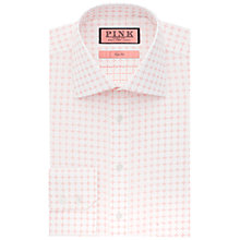 Buy Thomas Pink Belcher Square Print Shirt Online at johnlewis.com