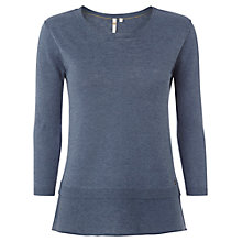 Buy White Stuff Caribena Jumper, Light Oyster Online at johnlewis.com