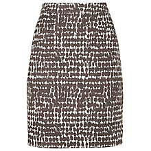 Buy L.K. Bennett Cho Printed Skirt, Multi Online at johnlewis.com