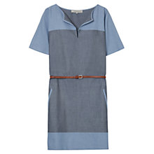 Buy Gerard Darel Absolu Dress, Indigo Online at johnlewis.com