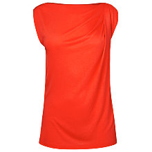 Buy L.K. Bennett Dunham Sleeveless Jersey Top Online at johnlewis.com