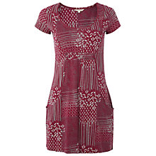 Buy White Stuff Wishful Tunic, Coral Red Online at johnlewis.com