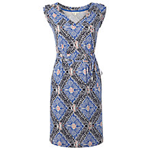 Buy White Stuff Summers Palm Dress Online at johnlewis.com