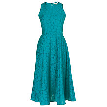 Buy L.K. Bennett Keira Dress, Jade Online at johnlewis.com