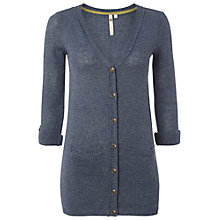 Buy White Stuff Thyme Cardigan, Light Oyster Online at johnlewis.com