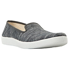 Buy Bertie Felixx Space Dye Fabric Slip On Shoes Online at johnlewis.com