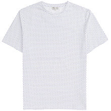 Buy Reiss Milo Printed T-Shirt Online at johnlewis.com