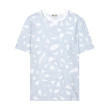 Buy Reiss Port Printed Crew Neck T-Shirt Online at johnlewis.com