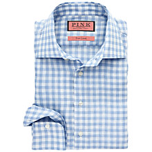 Buy Thomas Pink Warwick Check Classic Fit Shirt Online at johnlewis.com
