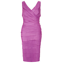 Buy Planet Rose Pink Shutter Dress, Fuchsia Online at johnlewis.com