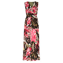 Buy Viyella Petite Tropicana Dress, Multi Online at johnlewis.com